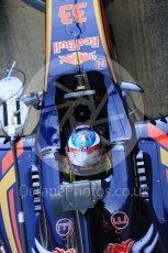 World © Octane Photographic Ltd. Scuderia Toro Rosso STR11 – Max Verstappen. Tuesday 1st March 2016, F1 Winter testing, Circuit de Barcelona Catalunya, Spain, Day 5. Digital Ref : 1508LB1D4999