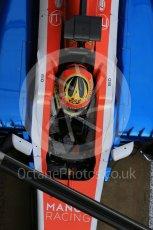 World © Octane Photographic Ltd. Manor Racing MRT05 – Rio Haryanto. Tuesday 1st March 2016, F1 Winter testing, Circuit de Barcelona Catalunya, Spain, Day 5. Digital Ref : 1508LB1D5138