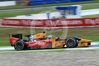 World © Octane Photographic Ltd. Prema Racing - GP2/11 – Antonia Giovinazzi. Friday 29th July 2016, GP2 Practice, Hockenheim, Germany. Digital Ref :1660CB1D0931