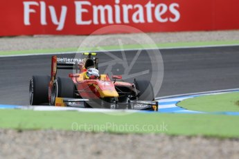 World © Octane Photographic Ltd. Racing Engineering - GP2/11 – Jordan King. Friday 29th July 2016, GP2 Practice, Hockenheim, Germany. Digital Ref :1660CB5D9422