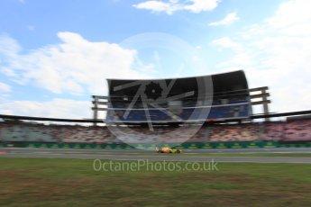 World © Octane Photographic Ltd. Pertamina Campos Racing - GP2/11 – Sean Gelael. Friday 29th July 2016, GP2 Qualifying, Hockenheim, Germany. Digital Ref :1662CB1D1671