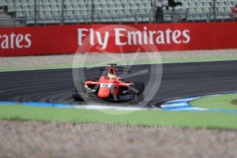 World © Octane Photographic Ltd. Arden International – GP3/16 – Jake Dennis. Friday 29th July 2016, GP3 Practice, Hockenheim, Germany. Digital Ref :1664CB1D0064