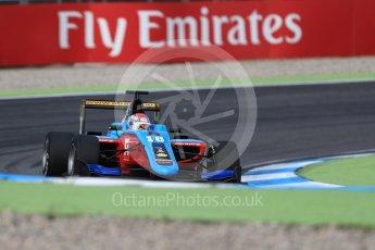 World © Octane Photographic Ltd. Jenzer Motorsport - GP3/16 – Akash Nandy Friday 29th July 2016, GP3 Practice, Hockenheim, Germany. Digital Ref :1664CB1D0087