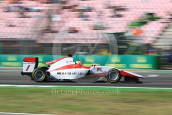 World © Octane Photographic Ltd. ART Grand Prix – GP3/16 – Charles Leclerc. Saturday 30th July 2016, GP3 Qualifying, Hockenheim, Germany. Digital Ref :1666CB5D0087
