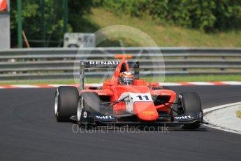 World © Octane Photographic Ltd. Arden International – GP3/16 – Jack Aitken. Saturday 23rd July 2016, GP3 Qualifying, Hungaroring, Hungary. Digital Ref :1646CB1D7493