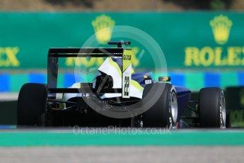 World © Octane Photographic Ltd. Campos Racing - GP3/16 – Alex Palou. Saturday 23rd July 2016, GP3 Qualifying, Hungaroring, Hungary. Digital Ref :1646CB1D7538
