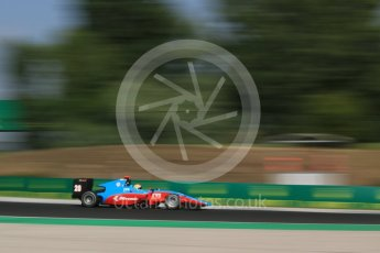 World © Octane Photographic Ltd. Jenzer Motorsport - GP3/16 – Arjun Maini. Saturday 23rd July 2016, GP3 Qualifying, Hungaroring, Hungary. Digital Ref :1646CB5D6982