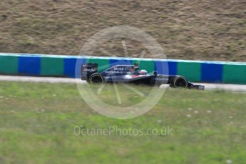 World © Octane Photographic Ltd. McLaren Honda MP4-31 – Fernando Alonso. Friday 22nd July 2016, F1 Hungarian GP Practice 2, Hungaroring, Hungary. Digital Ref : 1641LB1D2146