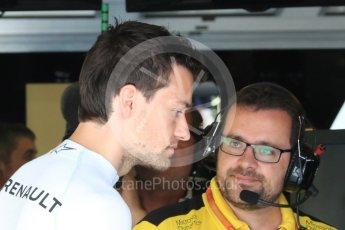 World © Octane Photographic Ltd. Renault Sport F1 Team RS16 – Jolyon Palmer. Saturday 23rd July 2016, F1 Hungarian GP Practice 3, Hungaroring, Hungary. Digital Ref : 1647LB1D2931