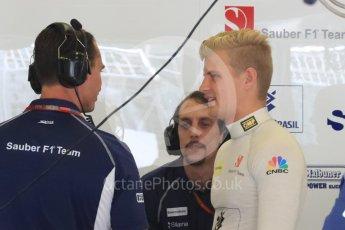 World © Octane Photographic Ltd. Sauber F1 Team C35 – Marcus Ericsson. Saturday 23rd July 2016, F1 Hungarian GP Practice 3, Hungaroring, Hungary. Digital Ref : 1647LB1D2937