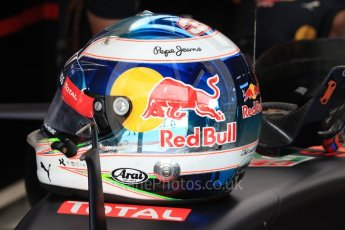 World © Octane Photographic Ltd. Red Bull Racing RB12 – Daniel Ricciardo. Saturday 23rd July 2016, F1 Hungarian GP Practice 3, Hungaroring, Hungary. Digital Ref : 1647LB1D3015