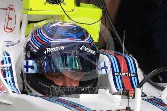 World © Octane Photographic Ltd. Williams Martini Racing, Williams Mercedes FW38 – Valtteri Bottas. Saturday 23rd July 2016, F1 Hungarian GP Practice 3, Hungaroring, Hungary. Digital Ref : 1647LB1D3029