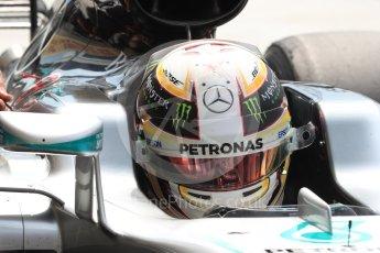 World © Octane Photographic Ltd. Mercedes AMG Petronas W07 Hybrid – Lewis Hamilton. Saturday 23rd July 2016, F1 Hungarian GP Practice 3, Hungaroring, Hungary. Digital Ref : 1647LB1D3107