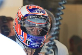 World © Octane Photographic Ltd. McLaren Honda MP4-31 – Jenson Button. Saturday 23rd July 2016, F1 Hungarian GP Practice 3, Hungaroring, Hungary. Digital Ref : 1647LB1D3197