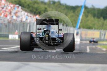 World © Octane Photographic Ltd. McLaren Honda MP4-31 – Jenson Button. Saturday 23rd July 2016, F1 Hungarian GP Practice 3, Hungaroring, Hungary. Digital Ref : 1647LB1D3271