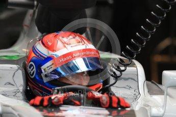 World © Octane Photographic Ltd. Haas F1 Team VF-16 – Romain Grosjean. Saturday 23rd July 2016, F1 Hungarian GP Practice 3, Hungaroring, Hungary. Digital Ref : 1647LB1D3401