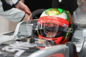 World © Octane Photographic Ltd. Haas F1 Team VF-16 - Esteban Gutierrez. Saturday 23rd July 2016, F1 Hungarian GP Practice 3, Hungaroring, Hungary. Digital Ref : 1647LB1D3408