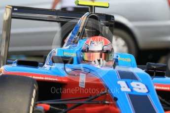 World © Octane Photographic Ltd. Jenzer Motorsport - GP3/16 – Richard Gonda. Friday 22nd July 2016, GP3 Practice, Hungaroring, Hungary. Digital Ref :