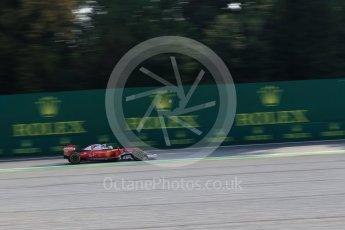 World © Octane Photographic Ltd. Scuderia Ferrari SF16-H – Sebastian Vettel. Friday 2nd September 2016, F1 Italian GP Practice 1, Monza, Italy. Digital Ref :1697LB2D5599