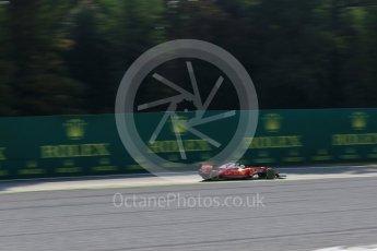 World © Octane Photographic Ltd. Scuderia Ferrari SF16-H – Sebastian Vettel. Friday 2nd September 2016, F1 Italian GP Practice 1, Monza, Italy. Digital Ref :1697LB2D5605
