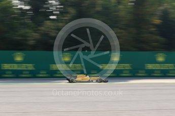 World © Octane Photographic Ltd. Renault Sport F1 Team RS16 - Kevin Magnussen. Friday 2nd September 2016, F1 Italian GP Practice 1, Monza, Italy. Digital Ref :1697LB2D5820