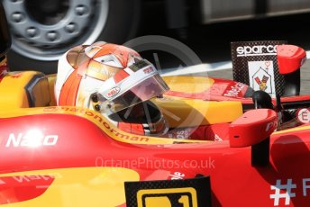 World © Octane Photographic Ltd. Racing Engineering - GP2/11 – Norman Nato. Friday 2nd September 2016, GP2 Practice, Monza, Italy. Digital Ref : 1698LB1D5972