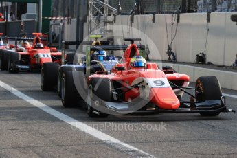 World © Octane Photographic Ltd. Arden International – GP3/16 – Jake Dennis and DAMS – Jake Hughes. Friday 2nd September 2016, GP3 Practice, Spa-Francorchamps, Belgium. Digital Ref : 1702LB1D6784