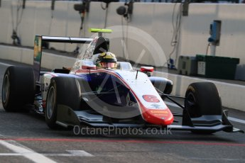 World © Octane Photographic Ltd. Trident – GP3/16 – Artur Janosz. Friday 2nd September 2016, GP3 Practice, Spa-Francorchamps, Belgium. Digital Ref : 1702LB1D6894