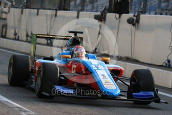 World © Octane Photographic Ltd. Jenzer Motorsport - GP3/16 – Akash Nandy Friday 2nd September 2016, GP3 Practice, Spa-Francorchamps, Belgium. Digital Ref : 1702LB1D6920
