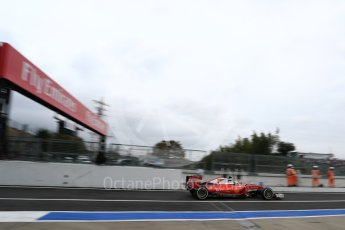 World © Octane Photographic Ltd. Scuderia Ferrari SF16-H – Kimi Raikkonen. Saturday 8th October 2016, F1 Japanese GP - Practice 3, Suzuka Circuit, Suzuka, Japan. Digital Ref : 1732LB1D6431