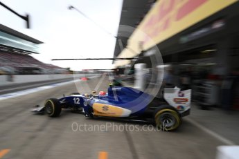 World © Octane Photographic Ltd. Sauber F1 Team C35 – Felipe Nasr. Saturday 8th October 2016, F1 Japanese GP - Practice 3, Suzuka Circuit, Suzuka, Japan. Digital Ref : 1732LB1D6450