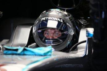 World © Octane Photographic Ltd. Mercedes AMG Petronas W07 Hybrid – Nico Rosberg. Saturday 8th October 2016, F1 Japanese GP - Practice 3. Suzuka Circuit, Suzuka, Japan. Digital Ref : 1732LB2D2794