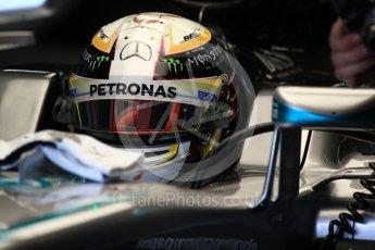 World © Octane Photographic Ltd. Mercedes AMG Petronas W07 Hybrid – Lewis Hamilton. Saturday 8th October 2016, F1 Japanese GP - Practice 3. Suzuka Circuit, Suzuka, Japan. Digital Ref : 1732LB2D2847