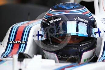 World © Octane Photographic Ltd. Williams Martini Racing, Williams Mercedes FW38 – Valtteri Bottas. Saturday 8th October 2016, F1 Japanese GP - Practice 3, Suzuka Circuit, Suzuka, Japan. Digital Ref : 1732LB2D2940