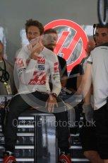 World © Octane Photographic Ltd. Haas F1 Team VF-16 – Romain Grosjean. Saturday 8th October 2016, F1 Japanese GP - Practice 3, Suzuka Circuit, Suzuka, Japan. Digital Ref : 1732LB2D3140