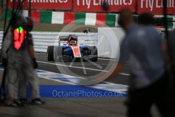 World © Octane Photographic Ltd. Manor Racing MRT05 - Pascal Wehrlein. Saturday 8th October 2016, F1 Japanese GP - Practice 3, Suzuka Circuit, Suzuka, Japan. Digital Ref : 1732LB2D3598