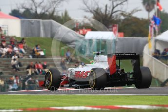 World © Octane Photographic Ltd. Haas F1 Team VF-16 - Esteban Gutierrez. Saturday 8th October 2016, F1 Japanese GP - Qualifying, Suzuka Circuit, Suzuka, Japan. Digital Ref : 1733LB1D6746