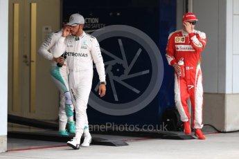 World © Octane Photographic Ltd. Mercedes AMG Petronas W07 Hybrid – Lewis Hamilton. Saturday 8th October 2016, F1 Japanese GP - Qualifying. Suzuka Circuit, Suzuka, Japan. Digital Ref : 1733LB1D6844