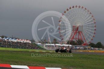 World © Octane Photographic Ltd. Haas F1 Team VF-16 - Esteban Gutierrez. Saturday 8th October 2016, F1 Japanese GP - Qualifying, Suzuka Circuit, Suzuka, Japan. Digital Ref : 1733LB2D3851