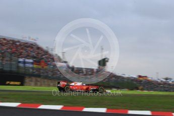 World © Octane Photographic Ltd. Scuderia Ferrari SF16-H – Sebastian Vettel. Saturday 8th October 2016, F1 Japanese GP - Qualifying, Suzuka Circuit, Suzuka, Japan. Digital Ref : 1733LB2D4032