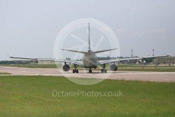 World © Octane Photographic Ltd. 7th June 2016. RAF Brize Norton. Digital Ref :1579CB5D8796