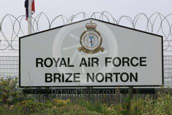World © Octane Photographic Ltd. 7th June 2016. RAF Brize Norton. Digital Ref :1579CB5D8909