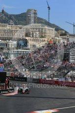 World © Octane Photographic Ltd. Haas F1 Team VF-16 - Esteban Gutierrez. Saturday 28th May 2016, F1 Monaco GP Practice 3, Monaco, Monte Carlo. Digital Ref : 1568LB1D0023