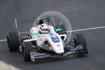 World © Octane Photographic Ltd. Friday 27th May 2015. Formula Renault 2.0 Practice, R-ace GP – Julien Falchero – Monaco, Monte-Carlo. Digital Ref :1565CB1D7552