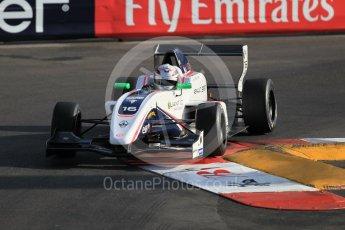 World © Octane Photographic Ltd. Friday 27th May 2015. Formula Renault 2.0 Practice, R-ace GP – Julien Falchero – Monaco, Monte-Carlo. Digital Ref :1565CB1D7569