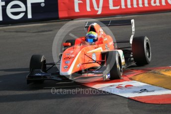 World © Octane Photographic Ltd. Friday 27th May 2015. Formula Renault 2.0 Practice, AVF by Adrian Valles – Harrison Scott– Monaco, Monte-Carlo. Digital Ref :1565CB1D7575