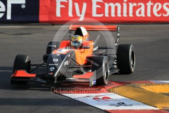 World © Octane Photographic Ltd. Friday 27th May 2015. Formula Renault 2.0 Practice, Tech 1 Racing – Dorian Boccolacci – Monaco, Monte-Carlo. Digital Ref :1565CB1D7578