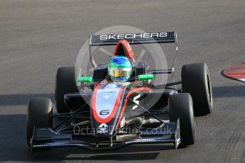 World © Octane Photographic Ltd. Friday 27th May 2015. Formula Renault 2.0 Practice, Fortec Motorsports – Bruno Baptista – Monaco, Monte-Carlo. Digital Ref :1565CB1D7598