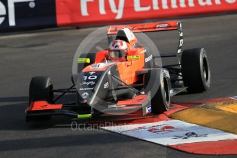 World © Octane Photographic Ltd. Friday 27th May 2015. Formula Renault 2.0 Practice, Tech 1 Racing – Hugo de Sadeleer – Monaco, Monte-Carlo. Digital Ref :1565CB1D7642