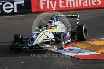 World © Octane Photographic Ltd. Friday 27th May 2015. Formula Renault 2.0 Practice, Fortec Motorsports – Ferdinand Zvonimir von Habsburg – Monaco, Monte-Carlo. Digital Ref :1565CB1D7647